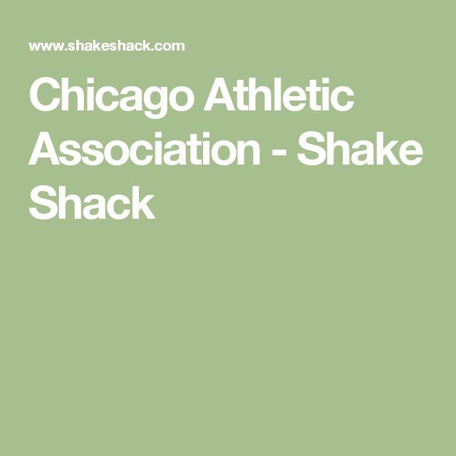 Chicago Athletic Association - Shake Shack