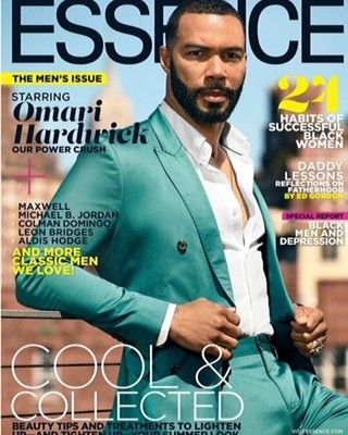Omari Hardwick For Essence - TractHer TrailHer