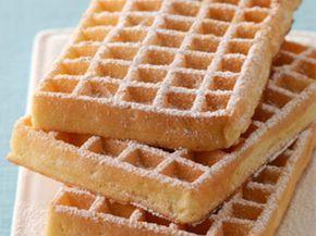 Photo 2 de recette Pâte à gaufre - Marmiton