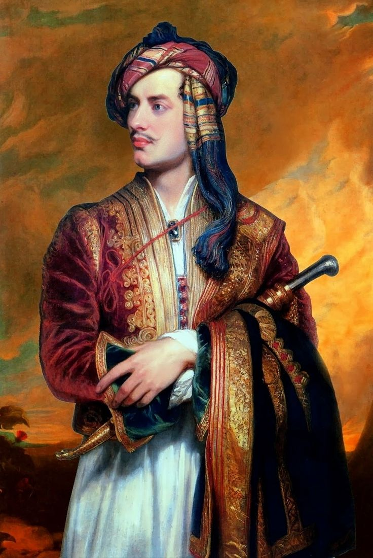 byron muslim Dubbed by byron the muslim bonaparte, ali enjoyed a position of diplomatic strength in the eastern adriatic in his attempt to secede from the ottoman state, .