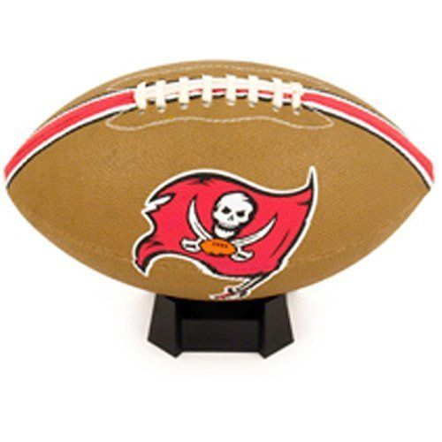 NFL Tampa Bay Buccaneers Tailgater Football by The Licensed Products Co.. $17.99…