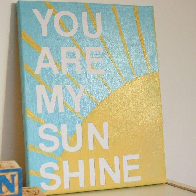 Best 25+ Nursery Canvas Art Ideas On Pinterest