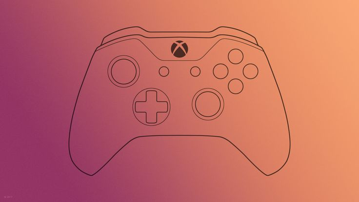 Xbox One Controller Wallpaper by ljdesigner on DeviantArt