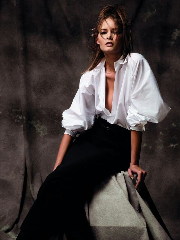 Ralph #Lauren #white #shirt                                                                                                                                                     Más