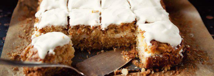 Ciasto dyniowe przekładane | Blog | Kwestia Smaku