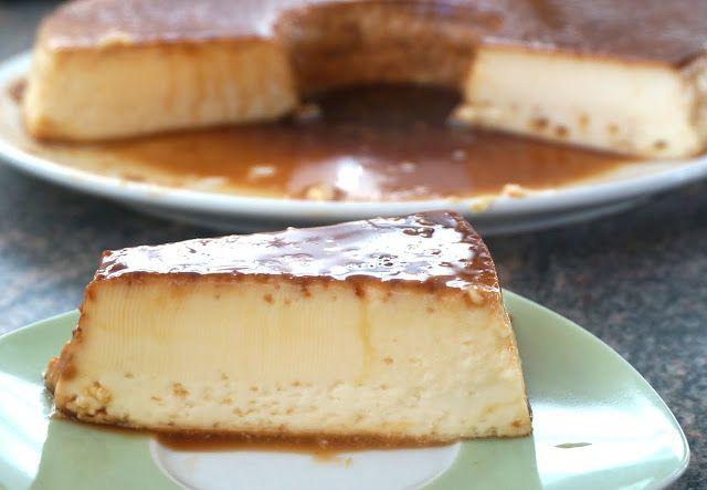 Crem caramel - Flan de crema