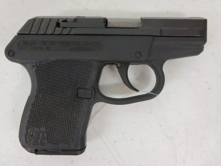 Used Kel-Tec P-32 .32 acp $185 - http://www.gungrove.com/used-kel-tec-p-32-32-acp-185/