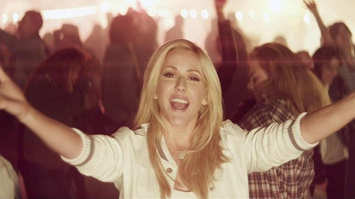 Check out the #Vevo #musicvideo for Burn by Ellie Goulding