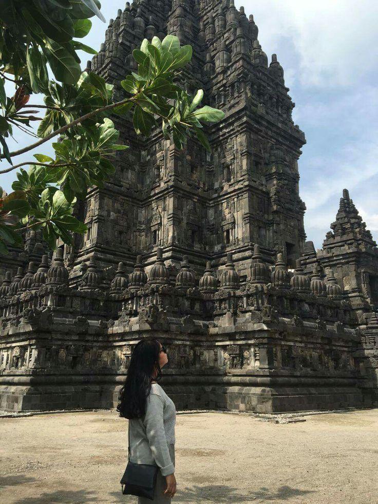 Candi Prambanan - Jogya, Jawa Tengah - Indonesia