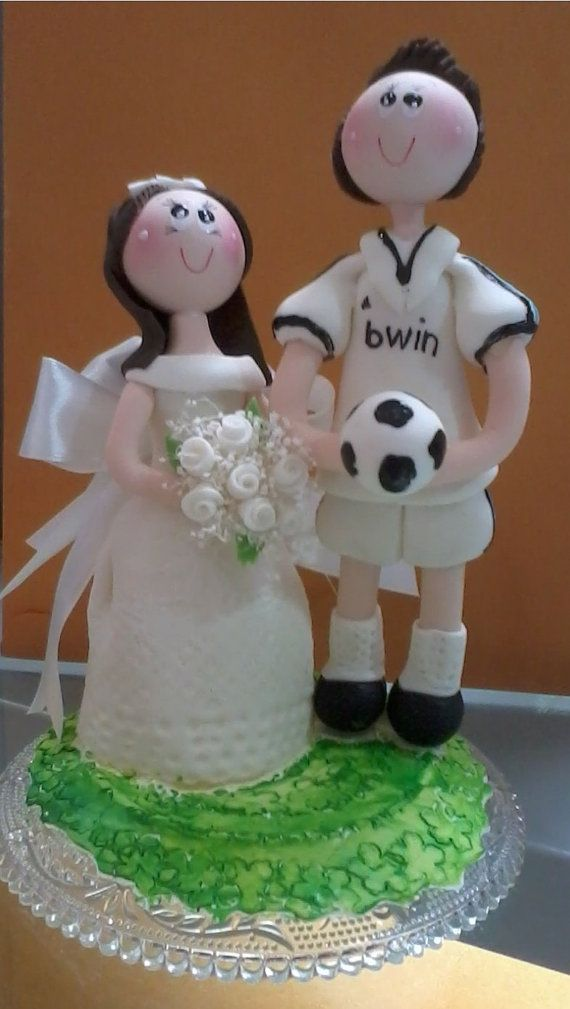soccer player wedding cake toppers 17 best images about soccer wedding on wedding 20273