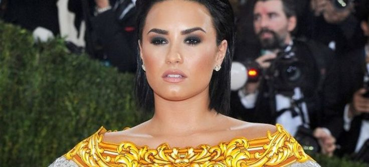 Demi Lovato didn't enjoy Met Gala, says it will be her 'last'