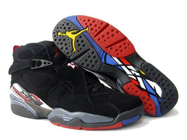 Nike Air Jordan 8 Retro Chaussures 802 Homme