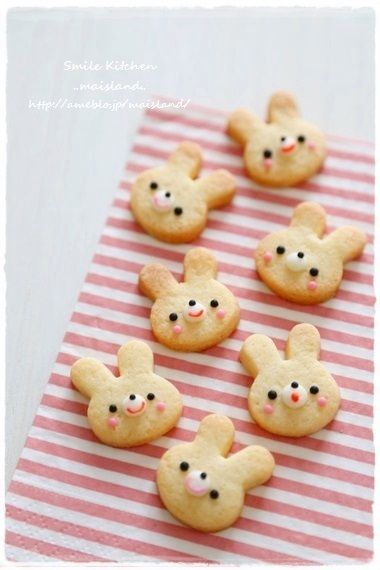 Rabbit cookie