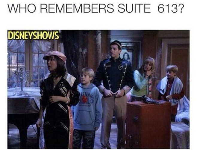 20 Pics That Will Make You Miss 'Suite Life of Zack and Cody'