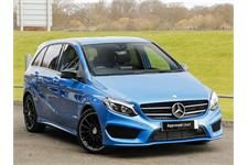 Mercedes B Class B180 CDI AMG Line Premium 5dr Auto