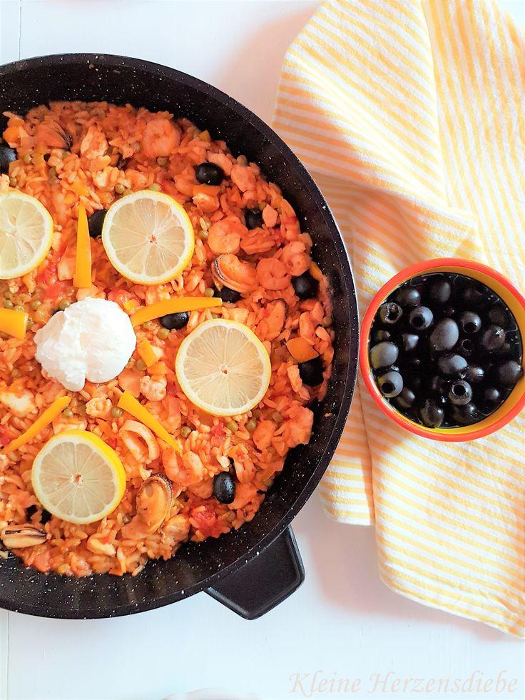 Rezepte: Paella, die nach Sommer schmeckt
