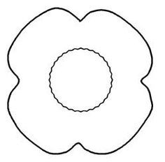 anzac fonts using poppies - Google Search