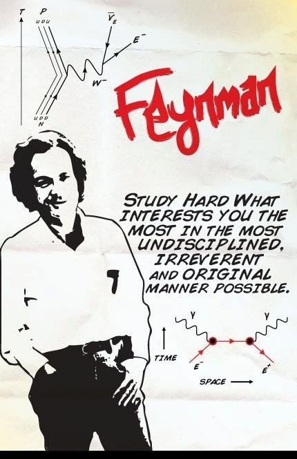 Above all, stay out of the box.  It's crowded and boring in there.Words Of Wisdom, Physical, Inspiration, Richard Feynman Quotes, Study Hard, Art, Funny Science, Genius Hour, Originals Manners
