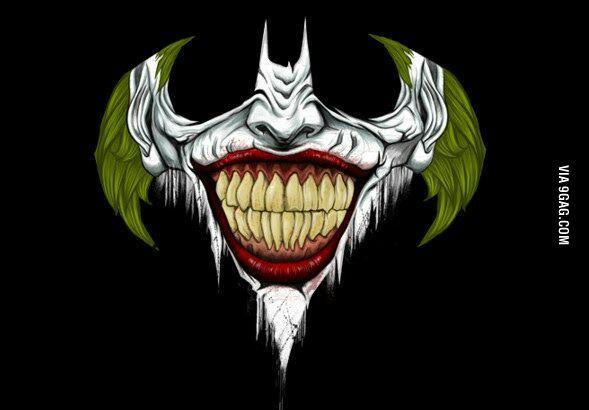 Batman or Joker?