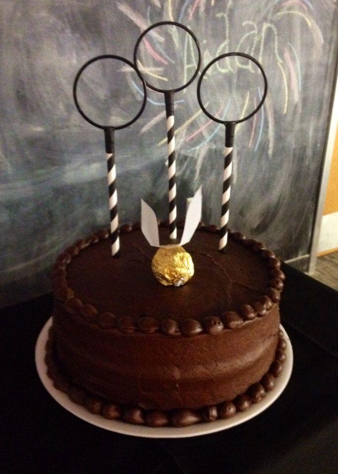 1000 Ideas About Harry Potter Cakes On Pinterest Harry