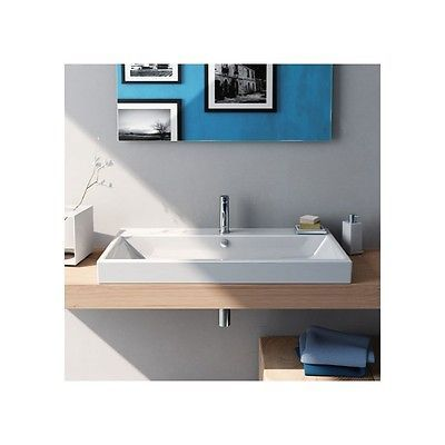 #Wall Hung Washbasin #catalano Zero #100x50 , View More On The LINK