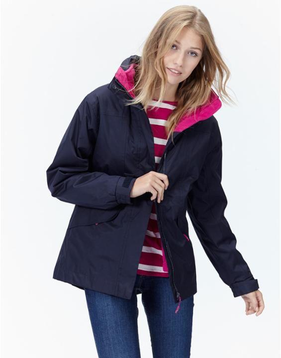 KESWICKWaterproof 3 in 1 Jacket @ joulesusa.com