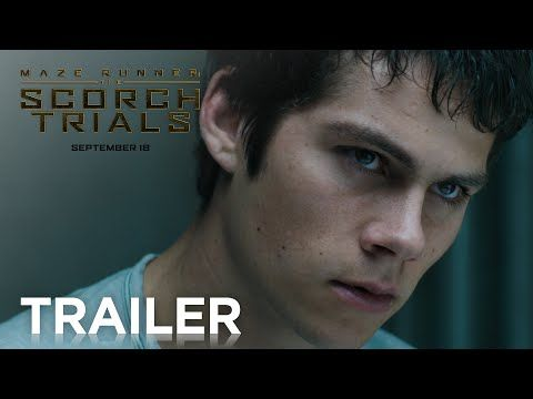 Maze Runner: The Scorch Trials | Official Trailer 2 [HD] | 20th Century FOX - YouTube, we got the Mockingjay part 2 trailer and this one wow I'm so lucky!