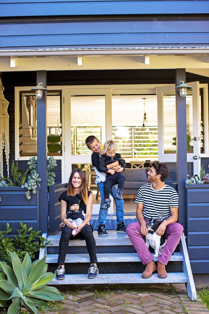 A Sydney fashion designer's beachside family home. Photography: Nick Scott | Styling: Jane Frosh