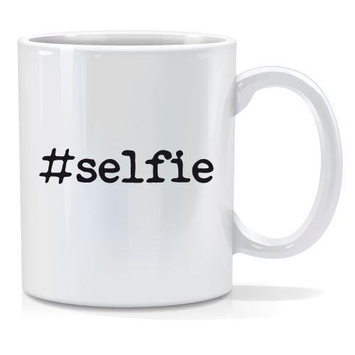 Tazza personalizzata #selfie