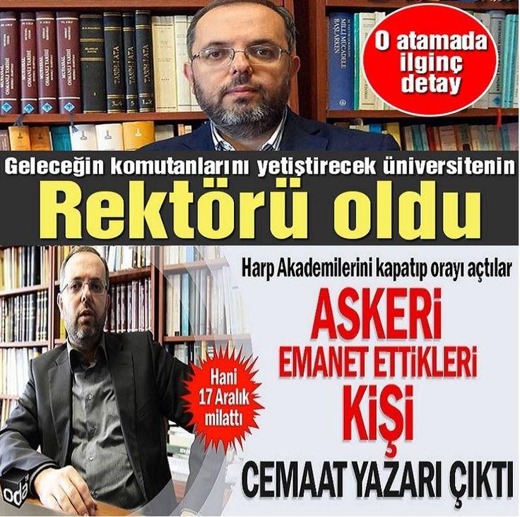 fetö temizlenirken, diğer tarikatların sırtı sıvazlanıyor. İleride Türkiye' nin başına bela edilecek terör örgütleri besleniyor