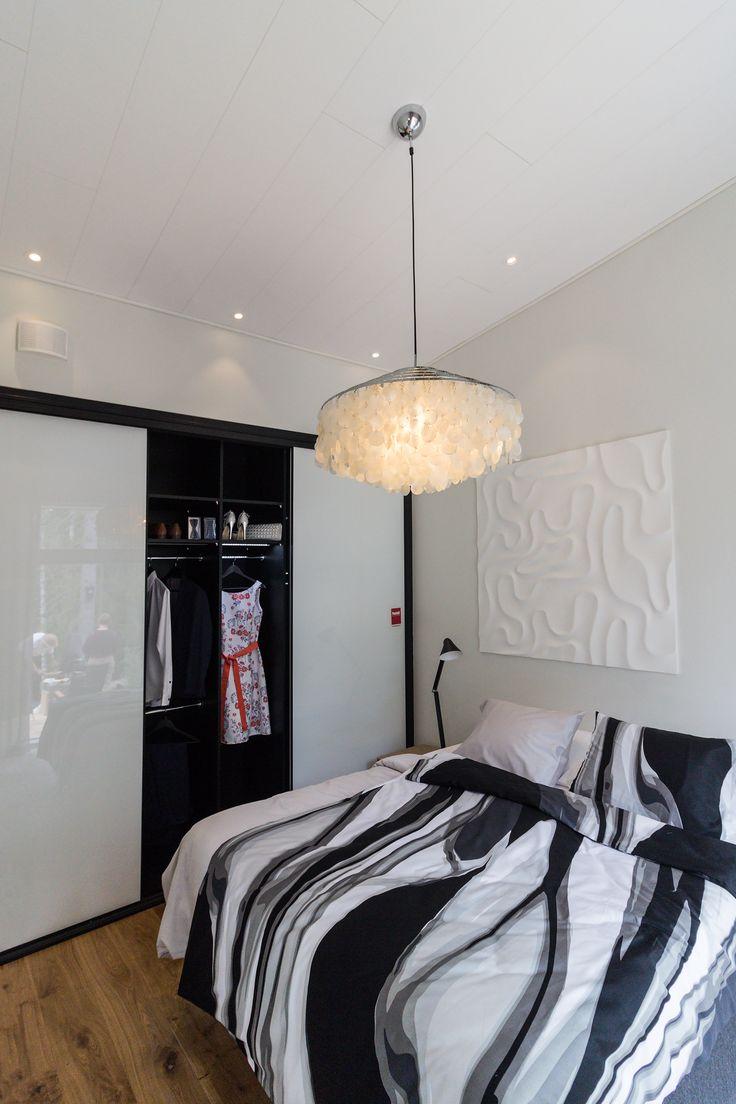 Villa Kuusikko's beautiful bedroom