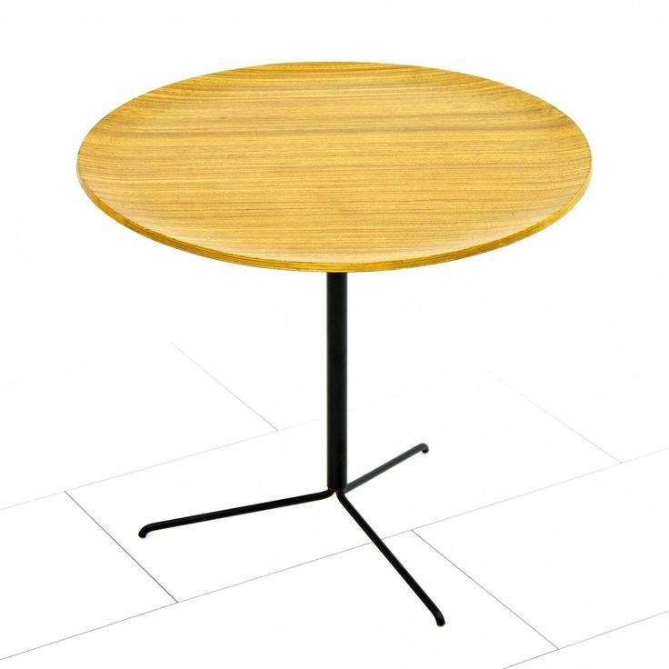 Side Table From The Fifties By Osvaldo Borsani For Unknown Producer