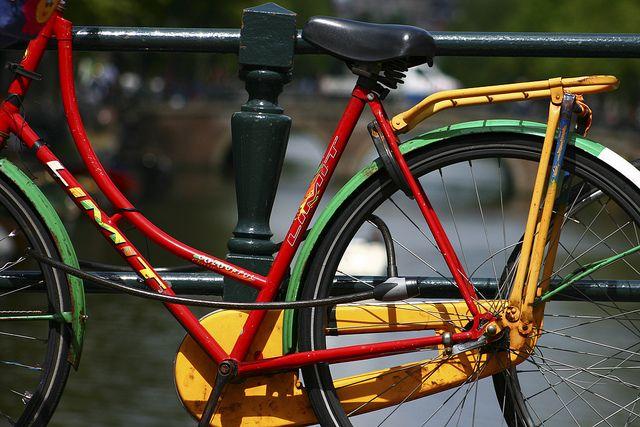 10 vicces tény Amszterdamról