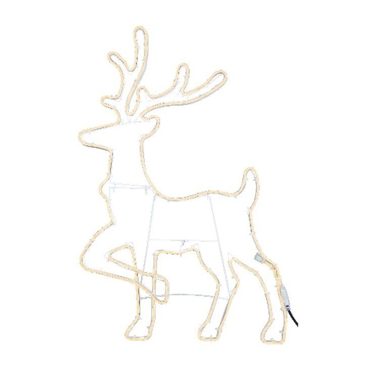 #Weihnachtsdekoration #Star Trading #807-09   Star Trading 807-09 Dekorative Beleuchtung  IP44, 96cm hochStar Trading Stehendes LED Rentier 96cm    Hier klicken, um weiterzulesen.