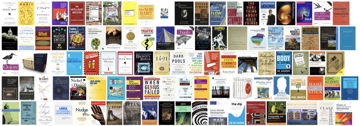 Top 101–200 books mentioned in comments on Hacker News