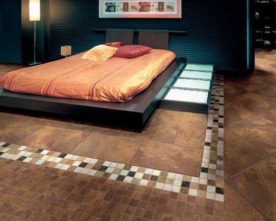 93 best images about tile ideas for the home garden on pinterest - Ceramic tile flooring bedroom ...