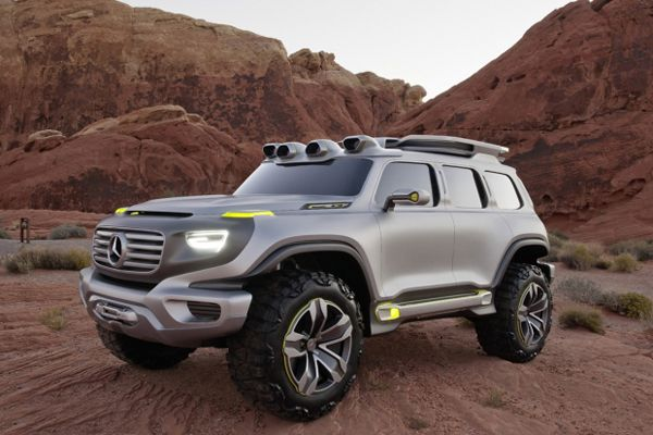 Mercedes-Benz Ener-G-Force Concept | Extrove - Cool Stuff, Gifts and Gadgets for Men
