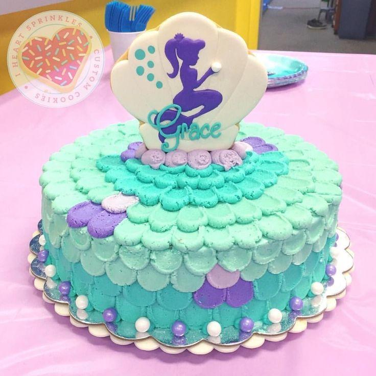 Meerjungfrau Geburtstagstorte Meerjungfrau Geburtstagstorte Meerjungfrau Party Pinterest Meerjungfrau …   – 4th birthday