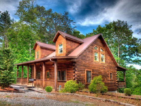 1000 Images About Log Homes Cabins On Pinterest Log