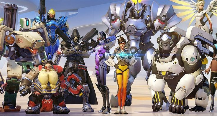 Renowned for its role-playing games and strategies, Blizzard appears to be heading into new territory after announcing Overwatch at BlizzCon.