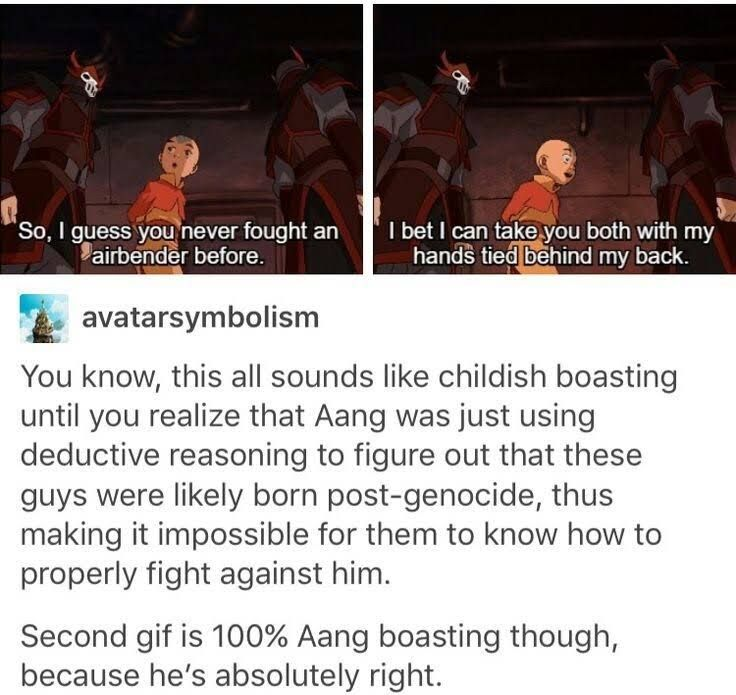41 of the Things That Make Avatar: The Last Airbender the Greatest Show Ever - Cheezburger - Funny Memes | Funny Pictures | Cats | Animal Gifs | Gif | Memes | Funny