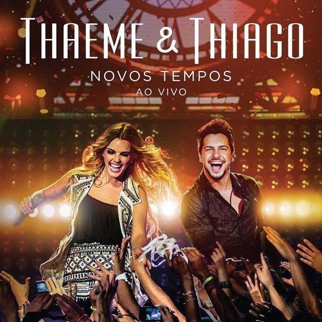 Mundo dos Games: Thaeme & Thiago - Novos Tempo - [AO VIVO] - DVDrip...
