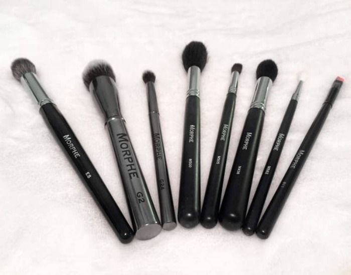 A Little Dose of Makeup: Are They Worth The Hype? | Morphe Brushes Review