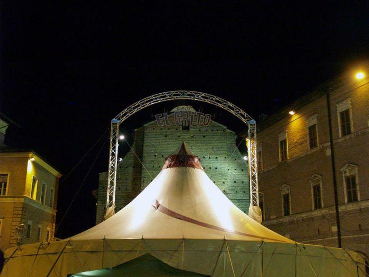 Circo El Grito, Macerata, Italy