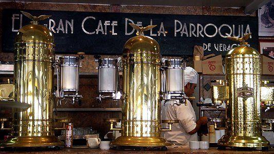 Gran Café de la Parroquia – Veracruz