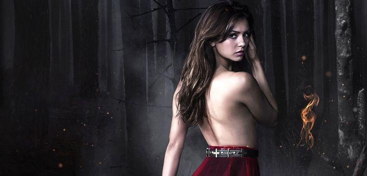 Nina Dobrev Vampire Diaries Finalinde Geri Dönecek mi? – Poptakal