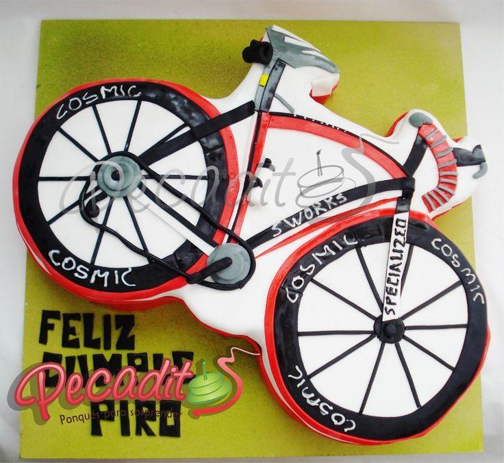 #ciclismourbano #bicicleta #tourdefrance @NairoQuinCo @UranRigoberto #cake   #PEDIDOS: gerencia@pecaditos.com.co #TELÉFONOS: 6435035 - 3008950900 – 3105672077 #Whatsapp: 3008950900 #Ponqués #Bucaramanga — at #Cabecera: Cra.35 #54-113.