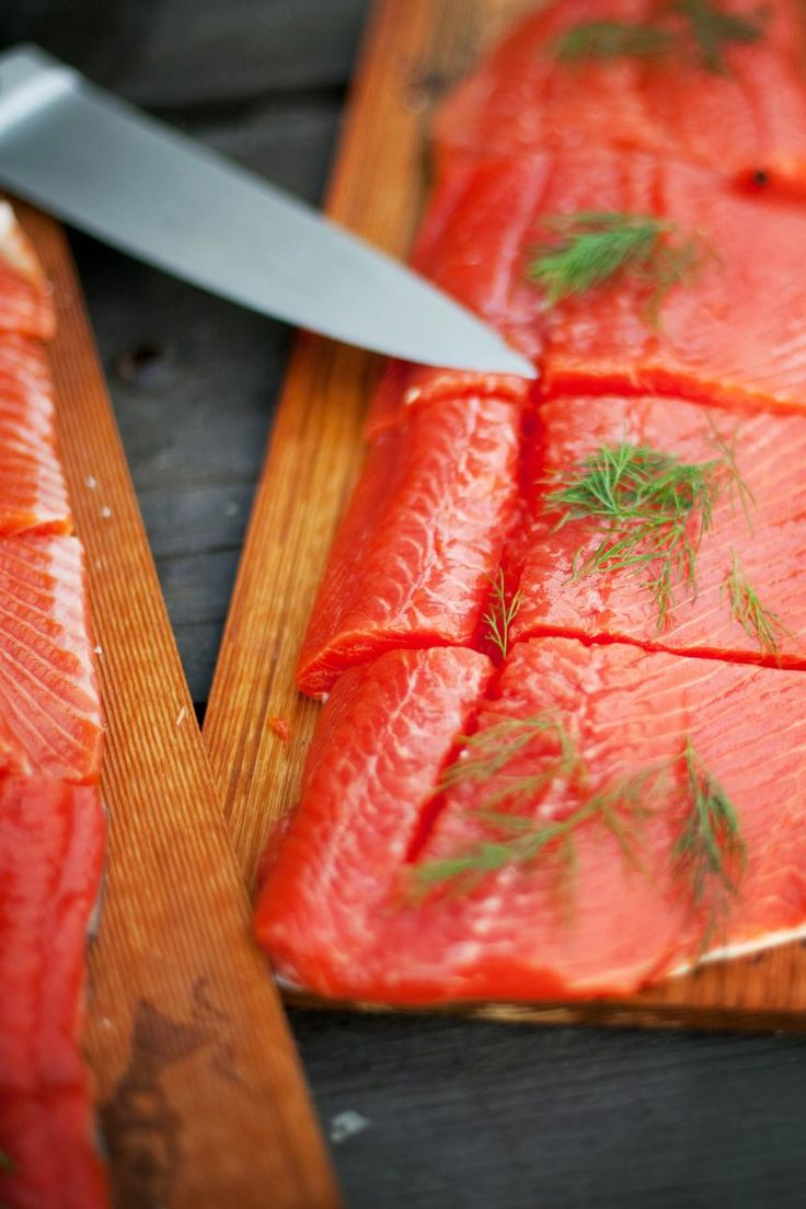 It's The Wood That Makes it Good: Seven Ways to Cedar Plank Salmon | Fox News Magazine