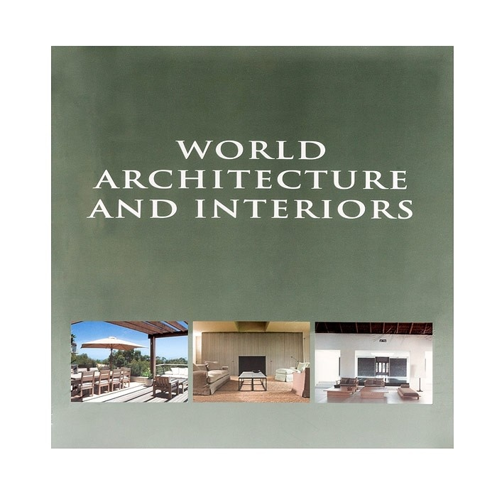 World Architecture and Interiors The designer touch for your interiors and wellness