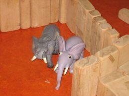 jufjanneke.nl - Elmer de olifant